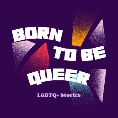 Podcast Cover Maker for LGBT Digital Creators 4320