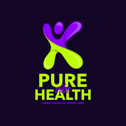Logo Generator for Fitness-Related Products 3901a-el1