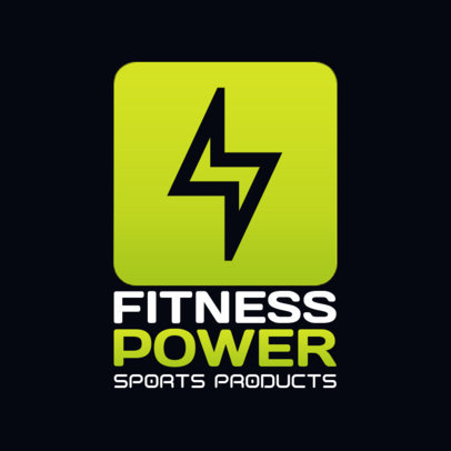 Logo Maker for Sports Products with a Simple Graphic 3905d-el1