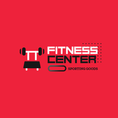 Dropshipping Logo Generator for a Fitness Products Business 3909d-el1