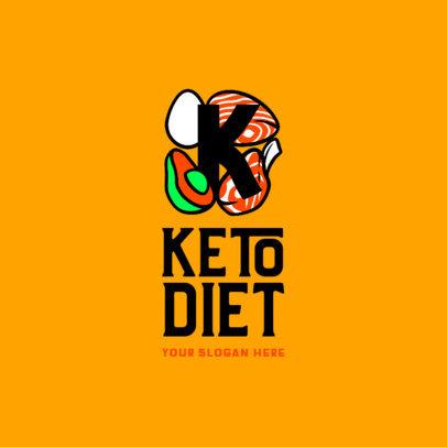 Online Logo Maker for Healthy Meals Brands 4318