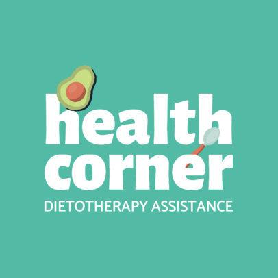 Nutritionist Logo Maker for Specialized Dietitians 4315k