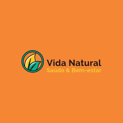 Simple Logo Maker for Natural Supplements Brands 4356