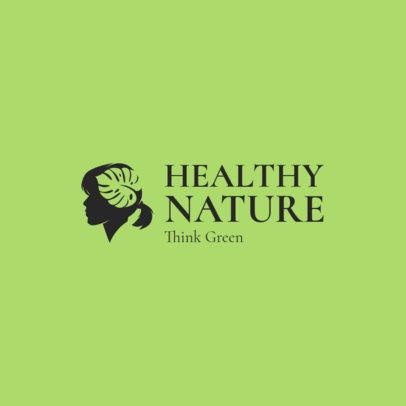 Logo Maker for a Natural Supplements Brand 4354a