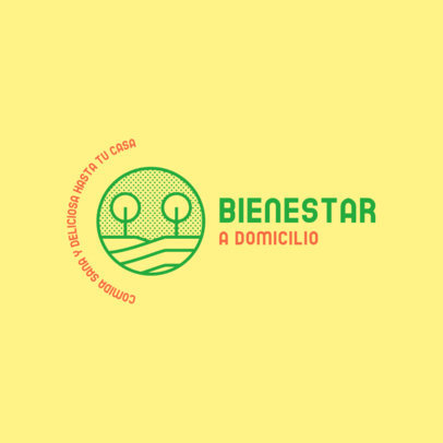Logo Maker for a Nutrition Dropshipping Brand 4355b