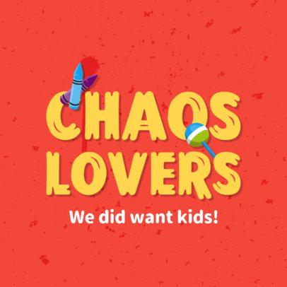 Parenting-Themed Podcast Logo Creator 4361c