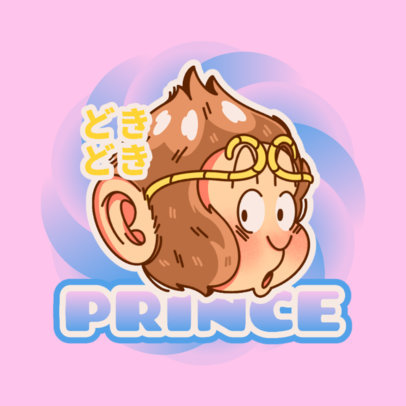 Dragon Ball-Inspired Logo Maker Featuring the Monkey King 4376h