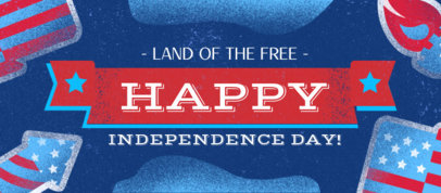 Facebook Cover Maker With a 4th of July Theme 3754