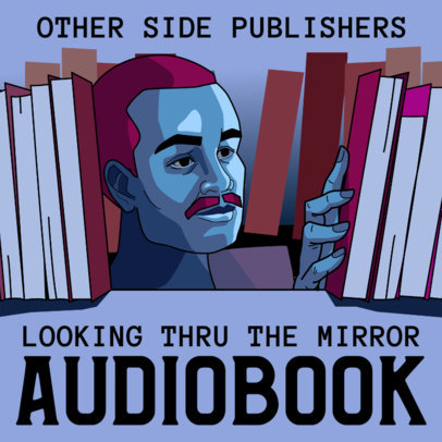 Podcast Cover Creator for an Introspective Audiobook 3750b