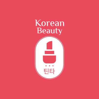 Sophisticated Logo Creator for a Korean Beauty Brand 4061e-el1