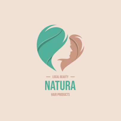 Hair Care Logo Creator for a Local Beauty Shop 4059e-el1