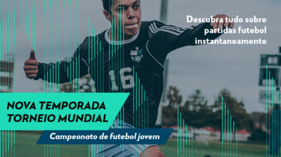 YouTube Thumbnail Design Maker for a Soccer Content Creator 3784a