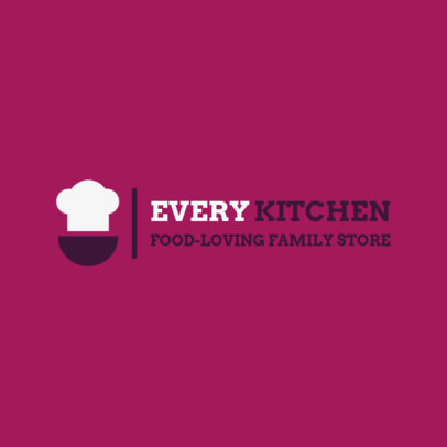 Logo Maker for a Cookware Dropshipping Business 4472i