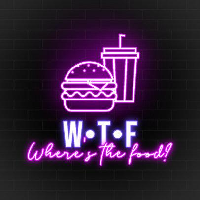 Fun Instagram Post Creator to Celebrate Junk Food Day 3851f