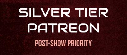Patreon Tier Design Maker for Rap Music Artists 3871