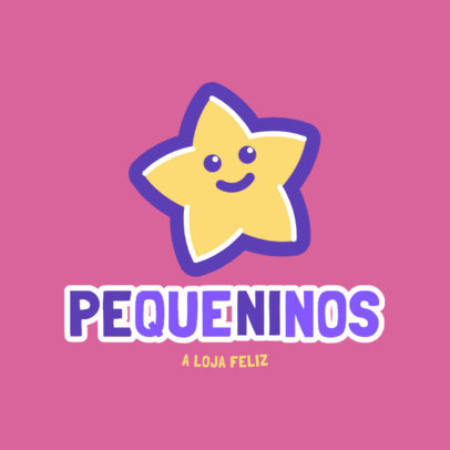 Logo Maker for a Brazilian Baby Products Dropshipping Business 4496d