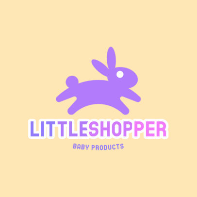 Dropshipping Logo Generator for a Baby Products Dropshipper 4496f