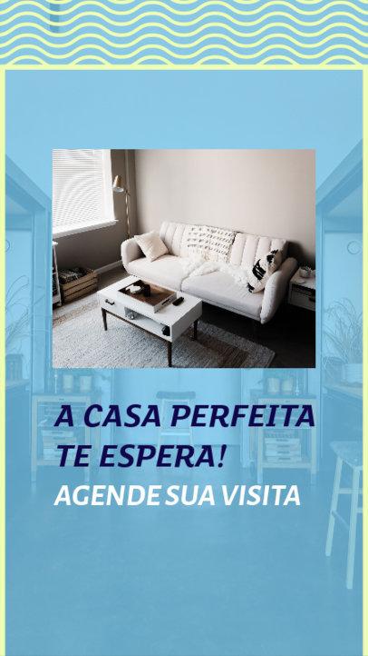 Facebook Story Design Creator for Real Estate Agents 3906g