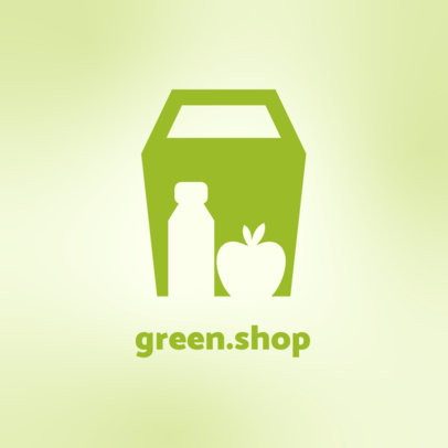 Logo Generator for Online Grocery Stores 4541b