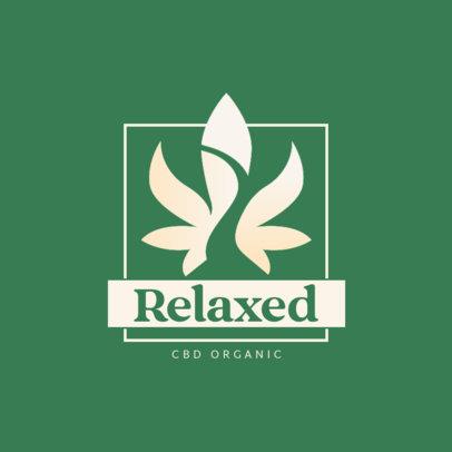 Elegant Logo Creator for a CBD-Related Company 4314d-e1