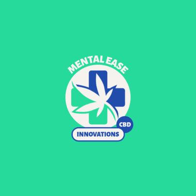 Online Logo Creator for Medical Hemp Products 4312c-el1