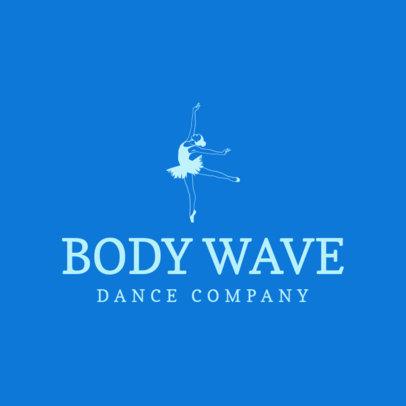 Logo Generator for a Ballet Dance Company 4605c