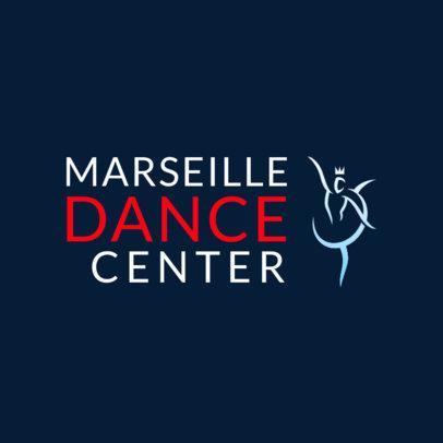 Logo Template for a Classical Dance Center 4604b