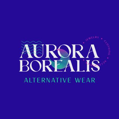 Logo Maker for an Alternative Clothing Store 4613