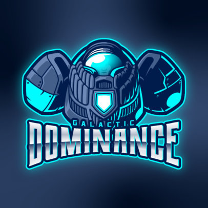 StarCraft-Inspired Logo Maker for an eSports Channel 4645