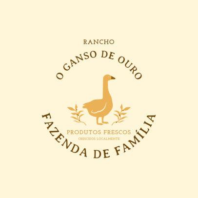 Online Logo Maker for Poultry Farmings 4685