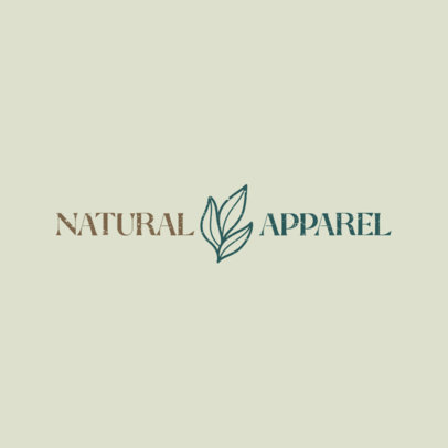Online Logo Generator for an Ethically-Made Apparel Brand 4715