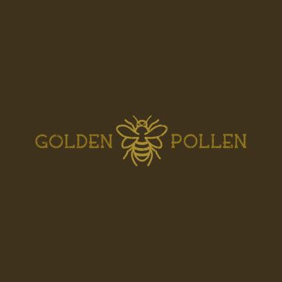 Logo Maker for an Organic Honey Brand 4715c