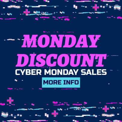 Ad Banner Generator to Announce Cyber Monday Deals 4144e