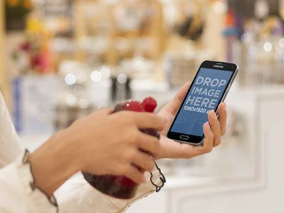 Samsung S5 At Home Decor Store