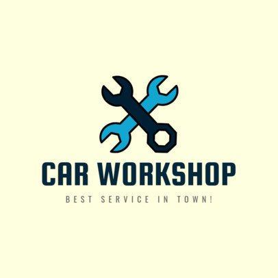 Logo Maker for Mechanic Logos a1186