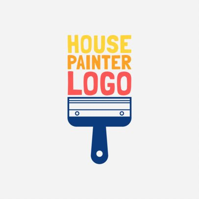 Painter Logo Maker a1164