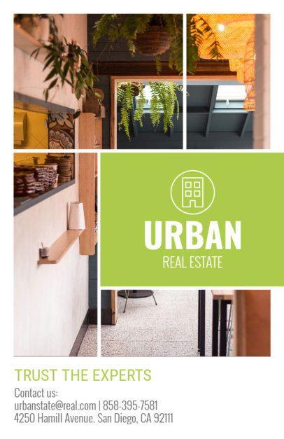 Real Estate Flyer Maker a156
