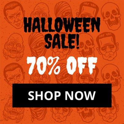 Halloween Banner Maker 288
