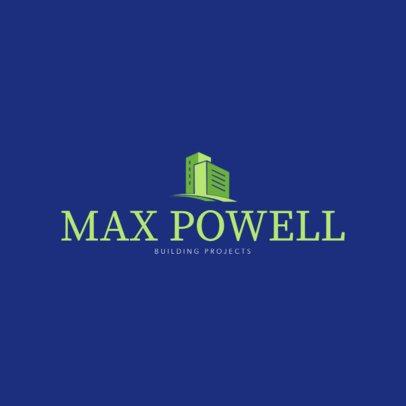 Construction Company Logo Maker 1146e