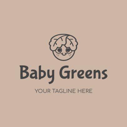 Online Logo Maker for Vegetarian Restaurants 1267e