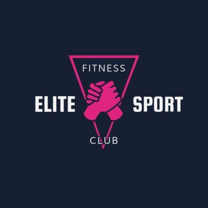 Logo Maker for Fitness Clubs 1266c