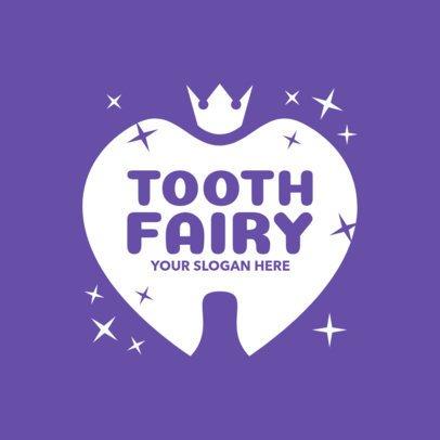 Online Logo Maker for Pediatric Dentists 1284d