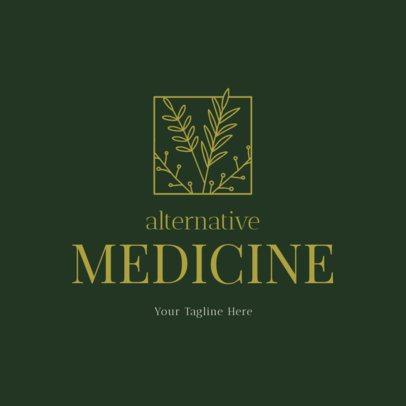 Logo Maker for Alternative Health Services 1294a