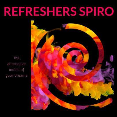 Fresh Alternative Album Cover Design Maker 467 b
