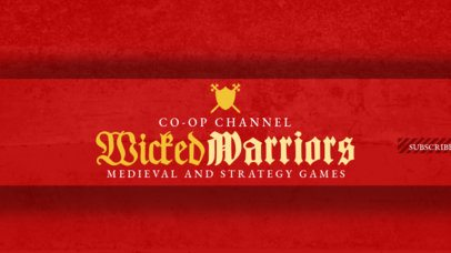 Strategy Game Channel Banner Maker 459c