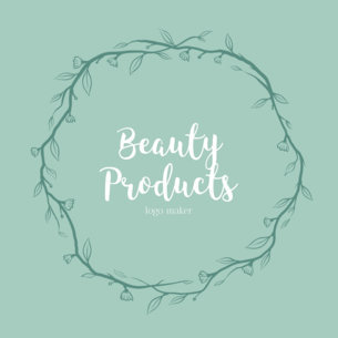 Beauty Logo Creator for Beauty Products 1383