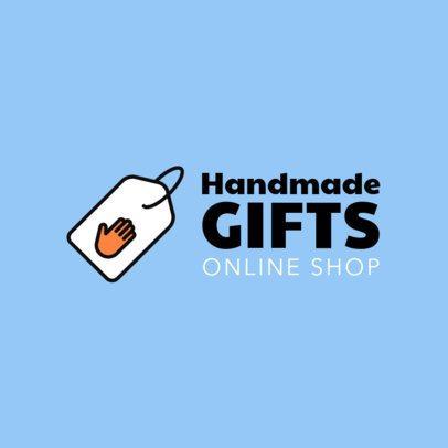 Online Craft Store Logo Maker 1401b