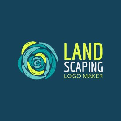 Landscaping Logo Maker 1435