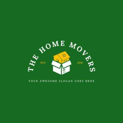 Online Logo Maker for Home Movers 1388c