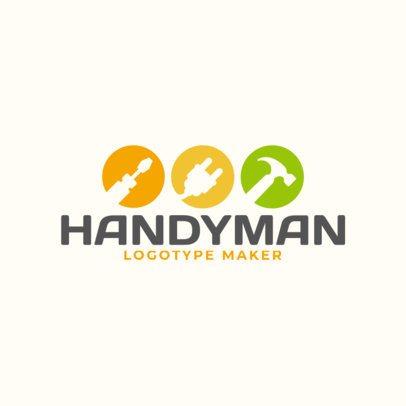 Logo Generator for a Handyman 1429c